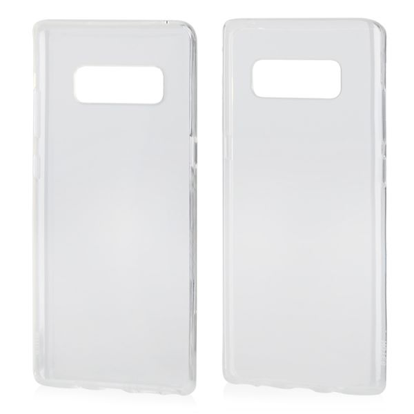 Schutzhülle Transparent für Samsung Note 8